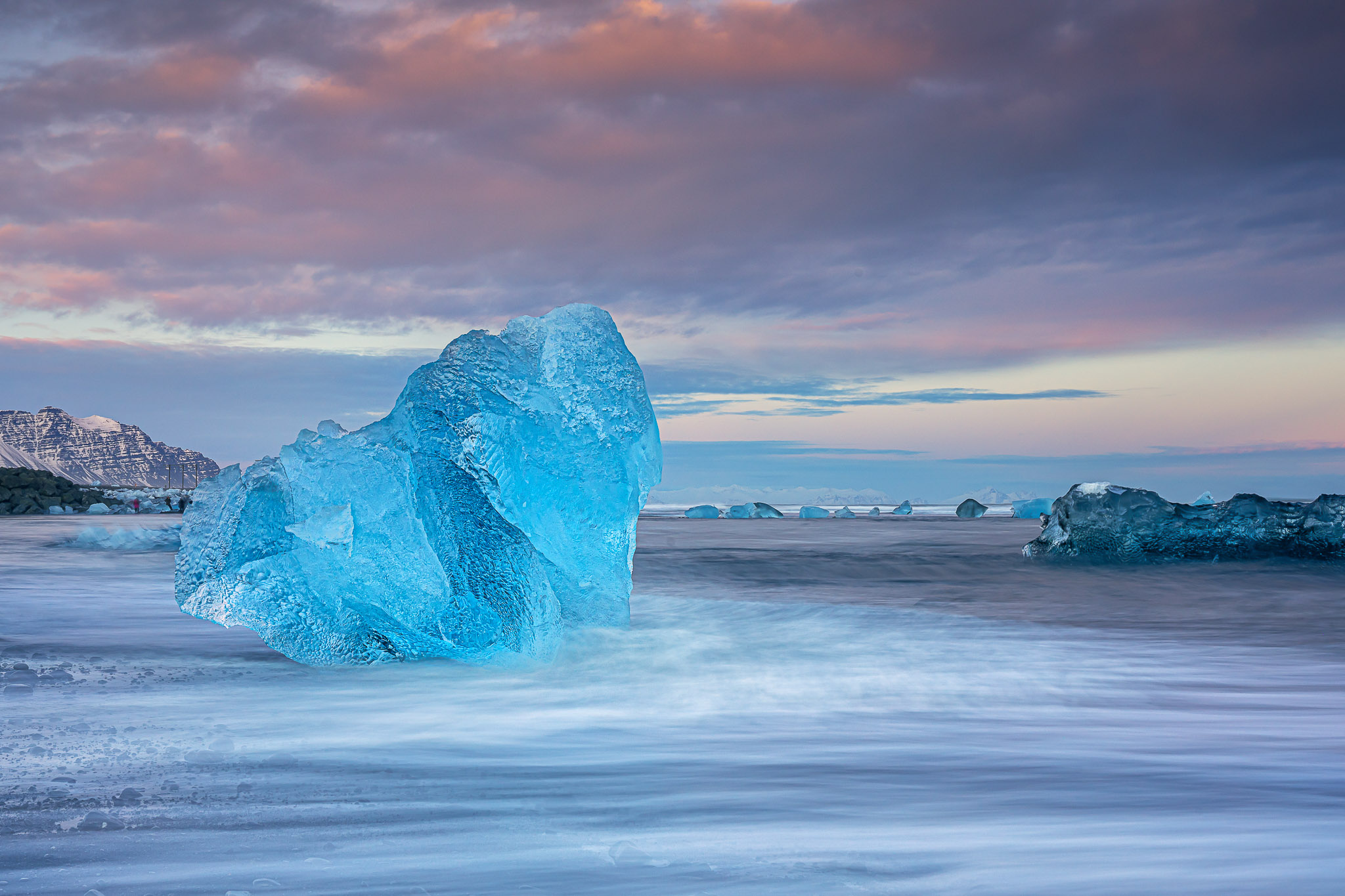 Iceland Diamond Beach