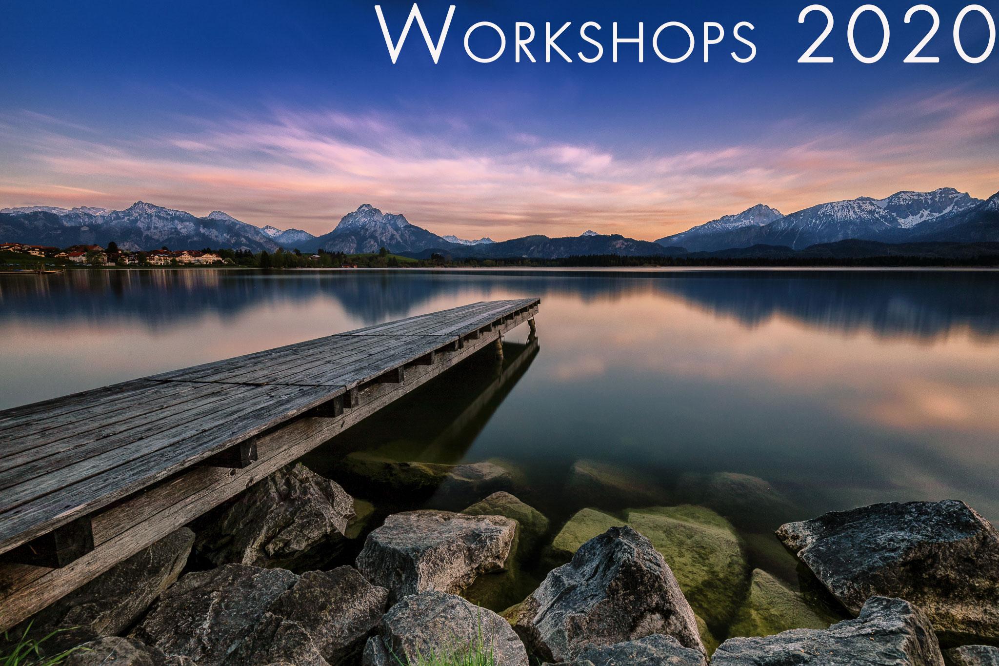 Fotoworkshops 2020