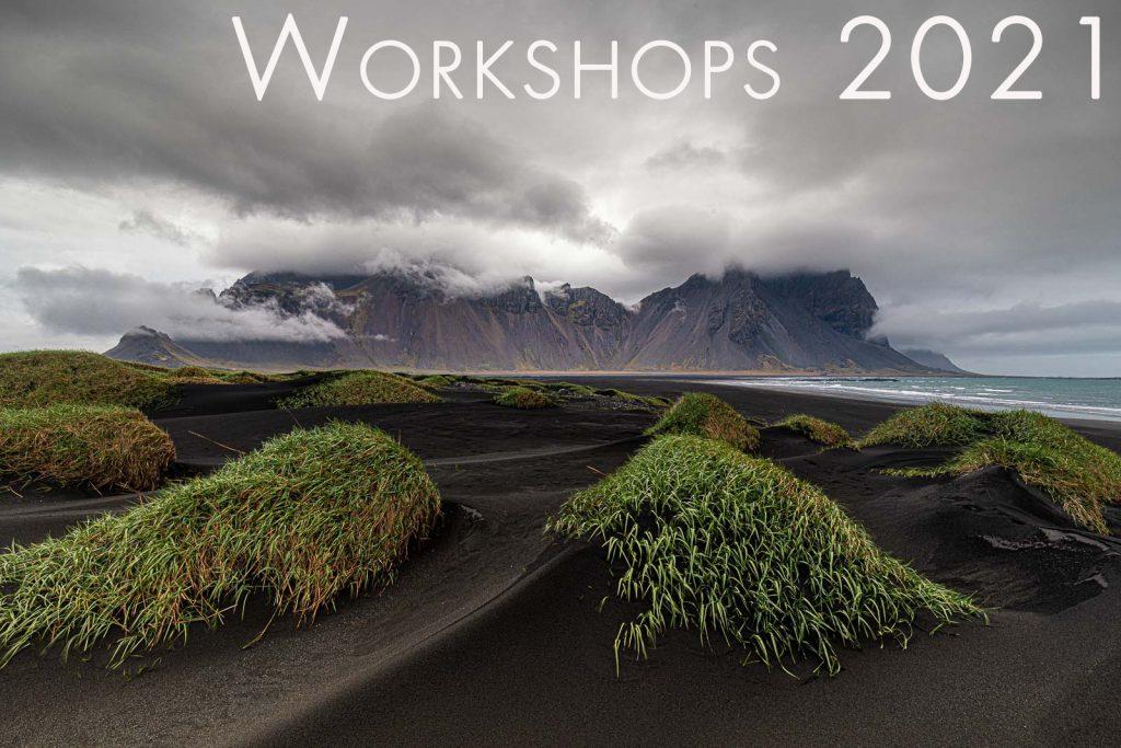 Workshops in 2021